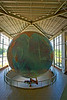 "Eartha ""World's Largest Revolving/Rotating Globe"""